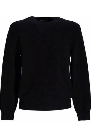 Emporio Armani Men Sweatshirts - Crew neck jumper