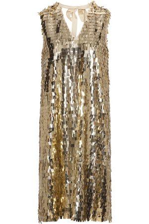 DAY Birger et Mikkelsen Women Dresses - PLATES DRESS WITH DIPPED BOW BACK