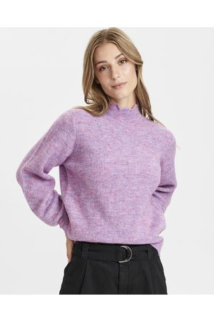 Numph Women Sweaters - Nucarlotta Ribbed Jumper