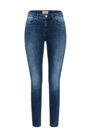 Mac Women Skinny - Mac Dream Skinny Authentic 2600 90 0356 Jeans D676 Medium