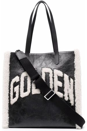 Golden Goose WOMEN'S GWA00121A00016990232 LEATHER TOTE