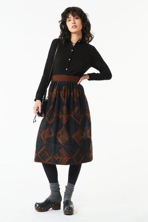 Antik Batik Women Printed Skirts - AW21 Delphine Printed Skirt