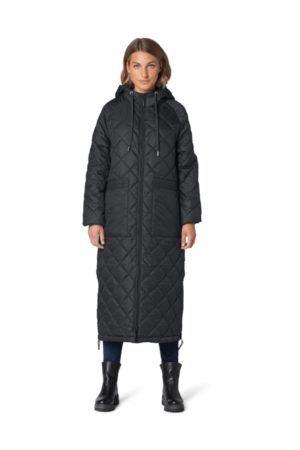 Ilse Jacobsen Women Coats - Padded Long Coat 10 AERIAL01 001