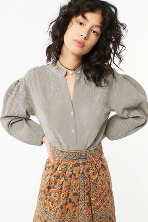 Antik Batik Women Blouses - AW21 Eugenie Fluid Blouse
