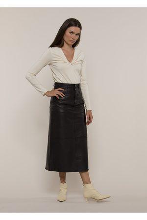 Dagmar Sky Skirt