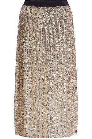 SET Set Midi Sequin Skirt