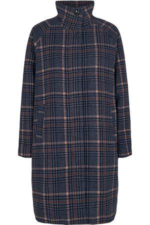 Numph Women Outdoor Jackets - Nulibertina Check Jacket