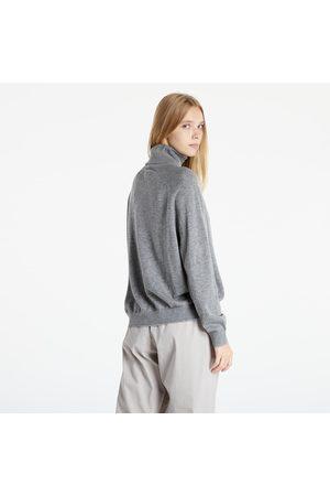 Napapijri Women Sweatshirts - Dynast T Medium Grey Melange
