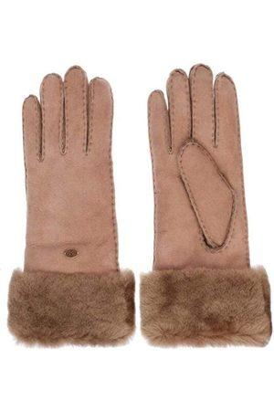 Emu Apollo Bay Chestnut Sheepskin Gloves W9405