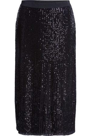 SET Women Midi Skirts - Set Midi Sequin Skirt