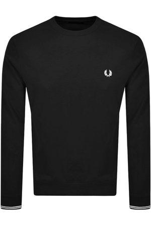 Fred Perry Men Sweatshirts - Crew Neck Sweatshirt