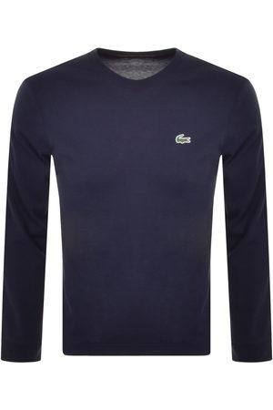 Lacoste Men Long Sleeve - Sport Long Sleeved T Shirt