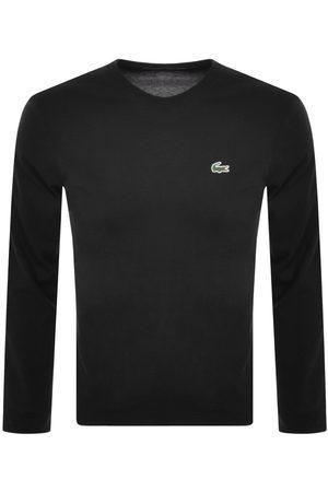 Lacoste Sport Long Sleeved T Shirt