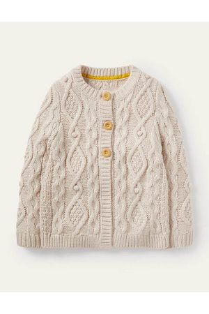 Boden Girls Cardigans - Cable Cardigan Girls