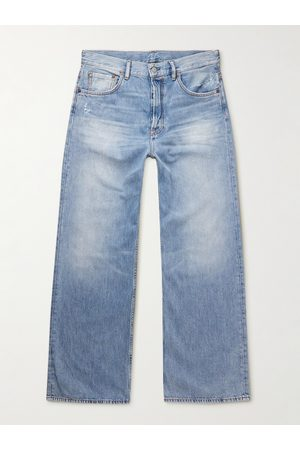 Acne Studios Men Bootcut & Flares - Flared Distressed Jeans