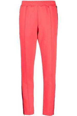 Twin-Set Women Joggers - Side stripe-detail trousers
