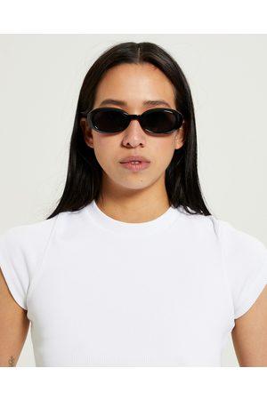 Le Specs Work It! Sunglasses Smoke Mono