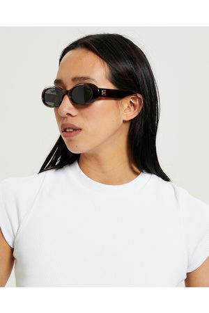 Le Specs Work It! Sunglasses Toffee Tort Mono