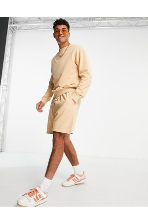 New Look Washed co-ord sweatshirt in