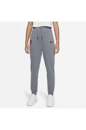 Nike Liverpool F.C. Older Kids' Dri-FIT Fleece Football Pants