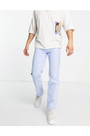 Mennace Aftermath straight leg denim jeans in
