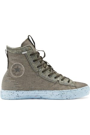 Converse Chuck Taylor All Star hi crater foam sneakers in -Yellow