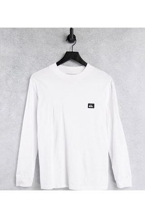 Quiksilver Mock Neck long sleeve t-shirt in - Exclusive at ASOS