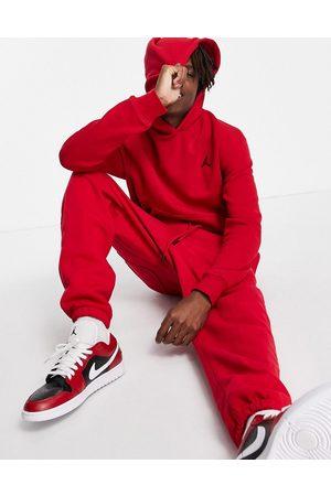Jordan Nike fleece pull-over hoodie in