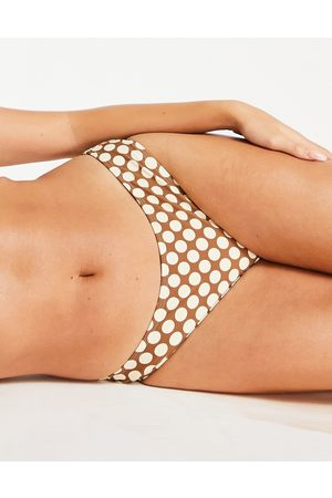 Object Bikini bottoms in -White