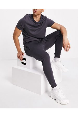 Nicce London Mercury tapered track pants in