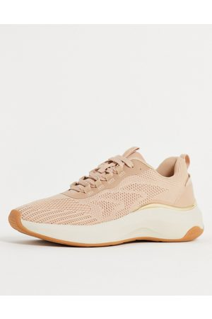 Aldo Willo chunky sneakers with gold details in