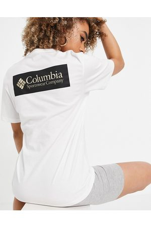 Columbia North Cascades back print t-shirt in