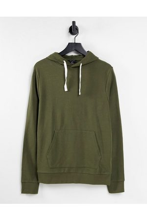 New Look Hoodie in -Green