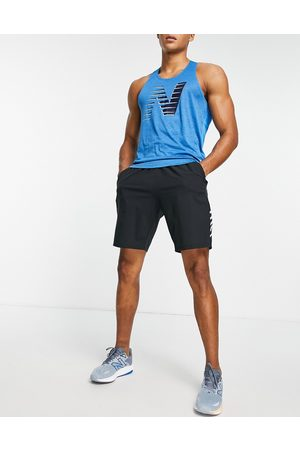 New Balance Fast Flight singlet with chest print in