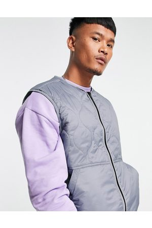 ASOS Quilted vest in
