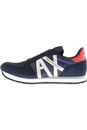 Armani Men Sneakers - Logo Trainers