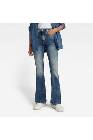 G-Star 3301 High Flare Jeans