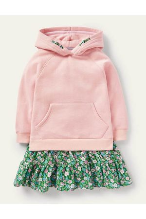 Johnnie b Cosy Hooded Dress Boden Boden