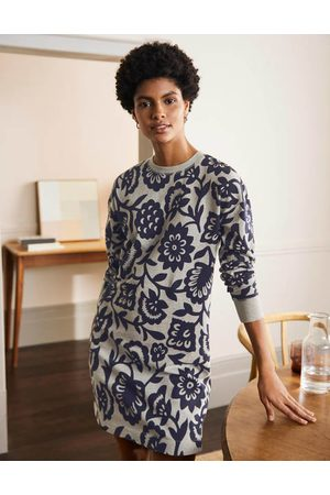Boden Jasmine Sweatshirt Dress Women