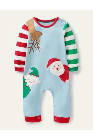 Boden Baby Rompers - Christmas Romper Baby
