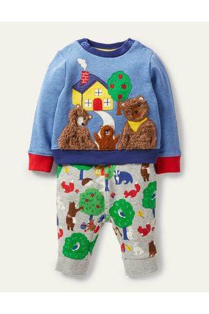 Boden Baby Sets - Cosy Sweatshirt & Bottoms Set Baby