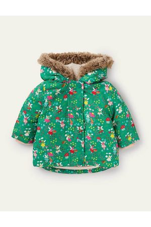 Boden Baby Jackets - Girls 3-in-1 Jacket Baby