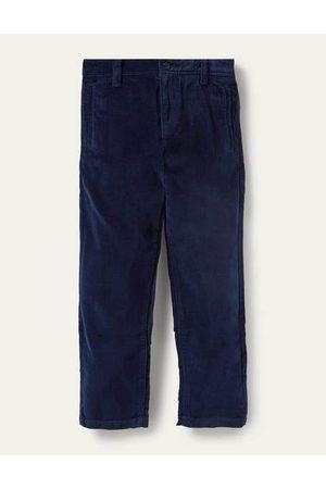 Boden Mini Smart Velvet Trousers Boys Boden