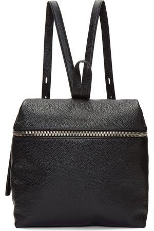 KARA Leather Large Backpack
