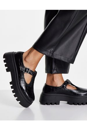 Schuh Leighton chunky shoes in