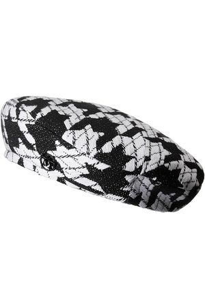 Le Mont St Michel Women Hats - New Billy houndstooth beret