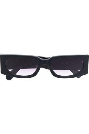GCDS Rectangular frame sunglasses