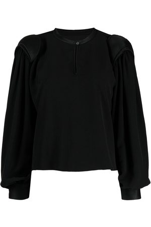 MM6 MAISON MARGIELA Long-sleeve fitted blouse