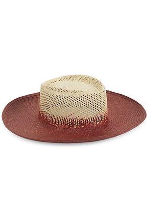 Freya Eclipse Woven Straw Panama Hat