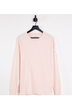 Columbia North Cascades long sleeve t-shirt in - exclusive to ASOS